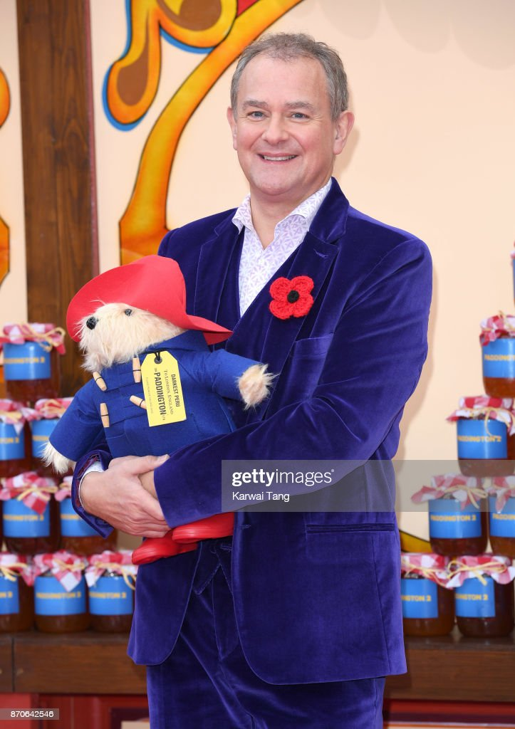 Hugh Bonneville attends the 'Paddington 2' premiere at BFI Southbank on November 5, 2017 in London, England.