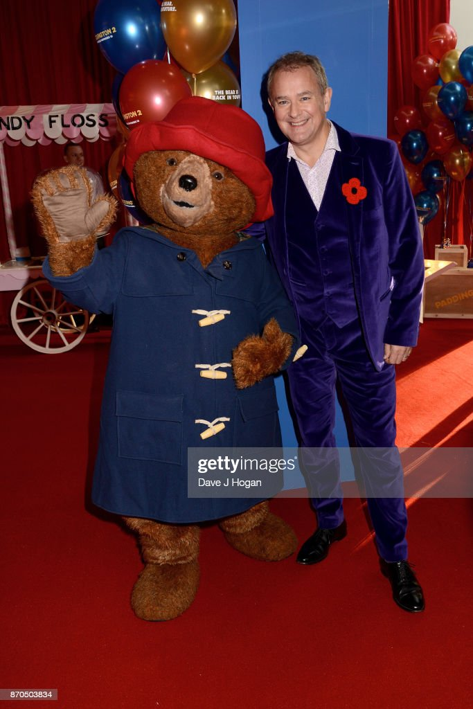 Hugh Bonneville attends the 'Paddington 2' premiere at Odeon Leicester Square on November 5, 2017 in London, England.