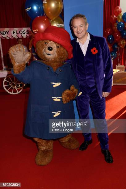 Hugh Bonneville attends the 'Paddington 2' premiere at Odeon Leicester Square on November 5 2017 in London England