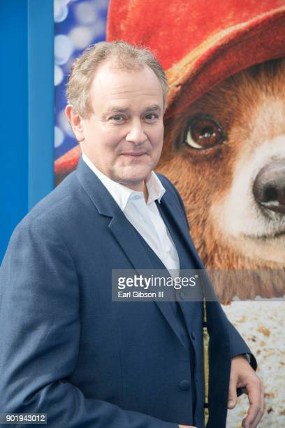 Hugh Bonneville attends the Premiere Of Warner Bros Pictures 'Paddington 2' at Regency Village Theatre on January 6 2018 in Westwood California