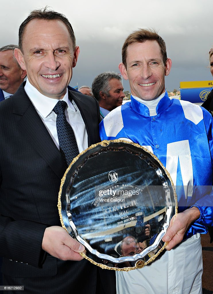 Cox Plate Day : News Photo
