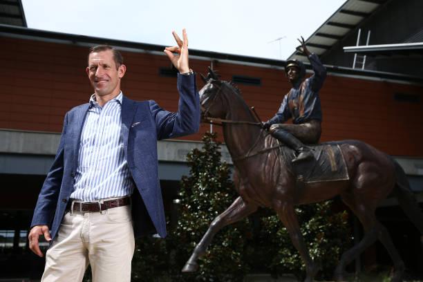 AUS: Winx Statue Unveiling