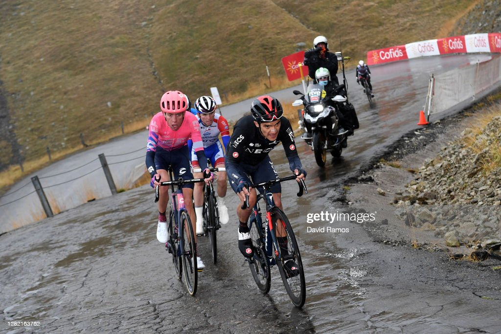 75th Tour of Spain 2020 - Stage Six : News Photo
