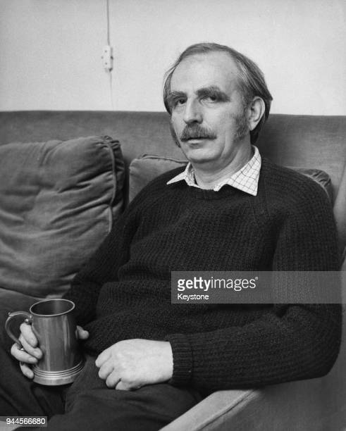 Hugh Clegg Professor of Industrial Relations at Warwick University at his home in Kenilworth 18th February 1971 His appointment as chairman of the...