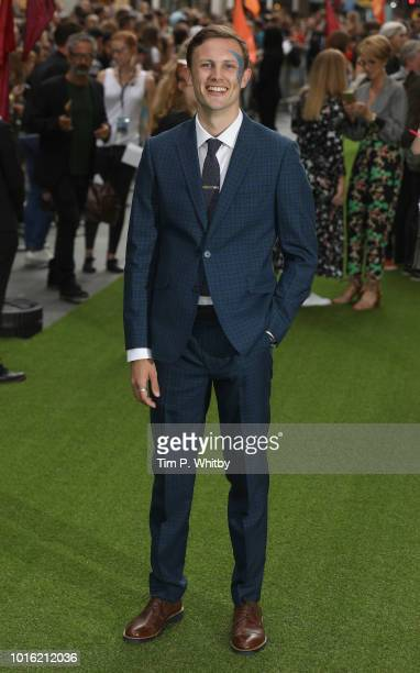 Hugh Coles attends 'The Festival' world premiere at Cineworld Leicester Square on August 13 2018 in London England