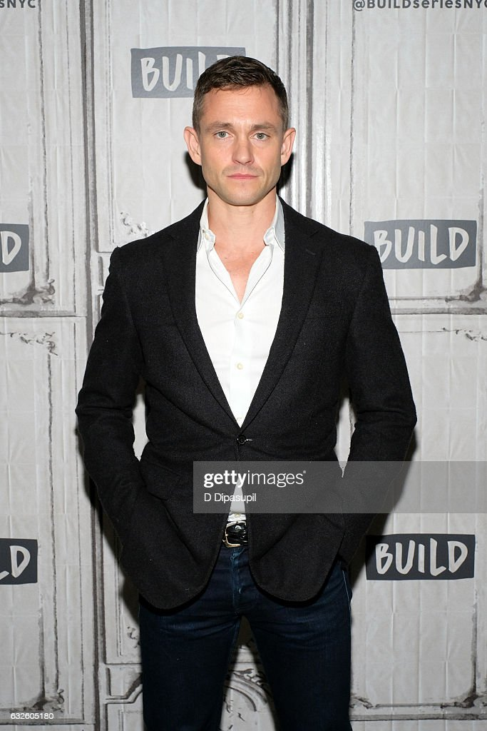 """Build Series Presents Hugh Dancy Discussing """"The Path"""" : News Photo"""
