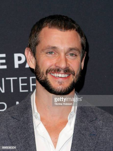 Hugh Dancy attends the Paley Center For Media's presentation of Hulu's 'The Path' Season 3 premiere at The Paley Center for Media on December 21 2017...