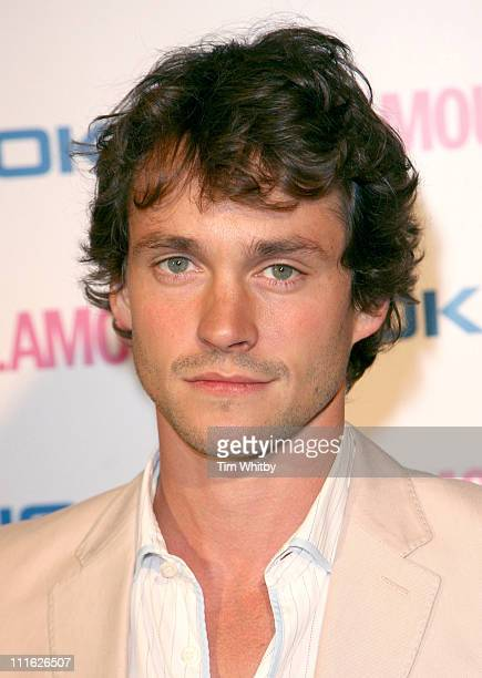 Hugh Dancy during Glamour Women of the Year Awards 2006 Inside Arrivals at Berkeley Square in London Great Britain