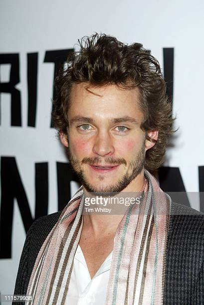 Hugh Dancy during The 2005 British Independent Film Awards Arrivals at Hammersmith Palais in London Great Britain