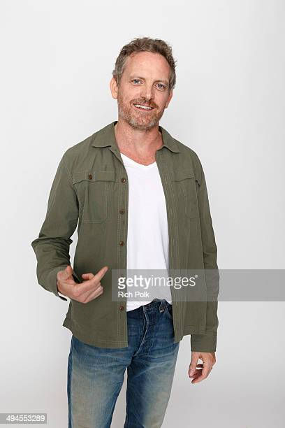 Hugh Davidson poses for a portrait at The Groundlings Alumni Return To The Stage To Celebrate 40th Anniversary With '2000's Decade Night' at The...