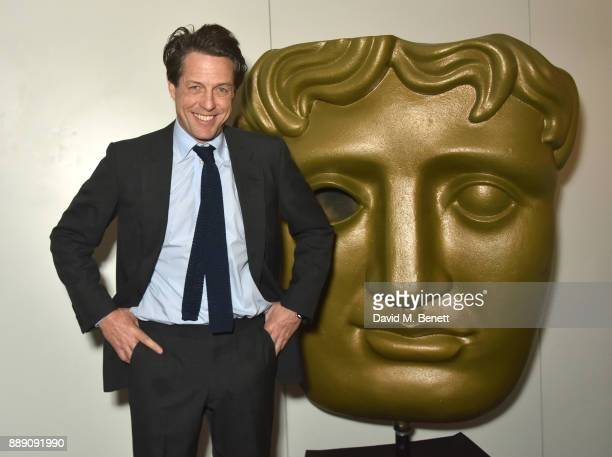 Hugh Grant attends 'BAFTA A Life In Pictures Hugh Grant at BAFTA Piccadilly on December 9 2017 in London England
