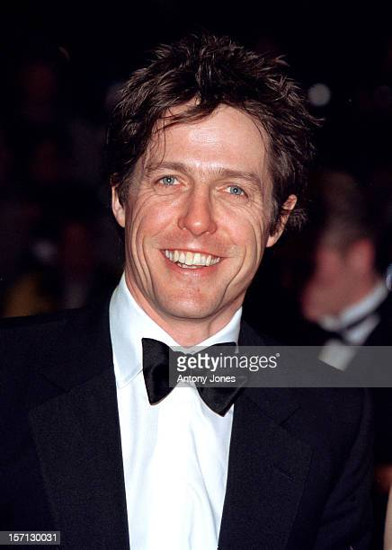 Hugh Grant Attends The Bafta British Academy Film Awards In London