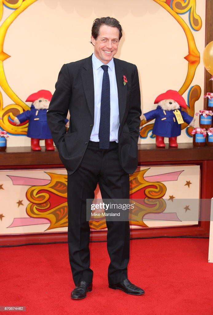 'Paddington 2' Premiere - Red Carpet Arrivals