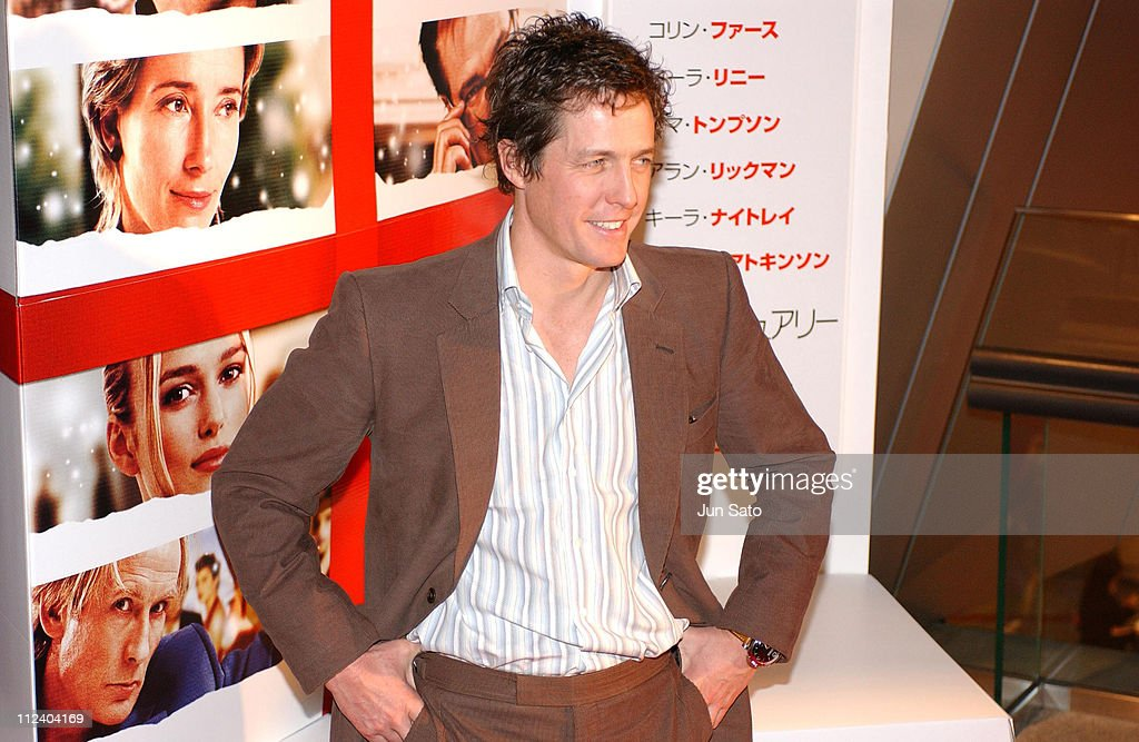 """Love Actually"" Premiere - Tokyo : News Photo"