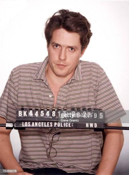 Hugh Grant in Los Angeles California