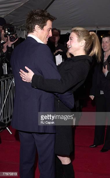 Hugh Grant & Renee Zellweger
