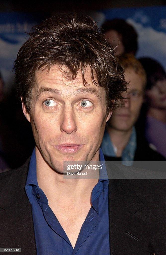Hugh Grant, 'Two Weeks Notice' Movie Premiere At The, Warner West End London