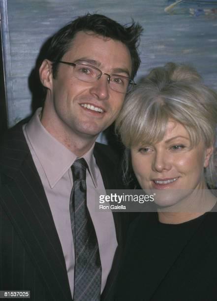Hugh Jackman And Wife Deborra Lee Furness