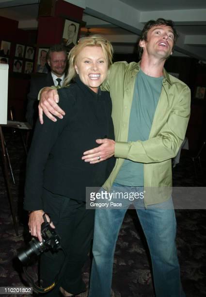 Hugh Jackman and wife Deborra-Lee Furness *Exclusive*