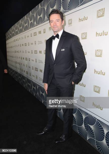 Hugh Jackman attends Hulu's 2018 Golden Globes After Party at The Beverly Hilton Hotel on January 7 2018 in Beverly Hills California