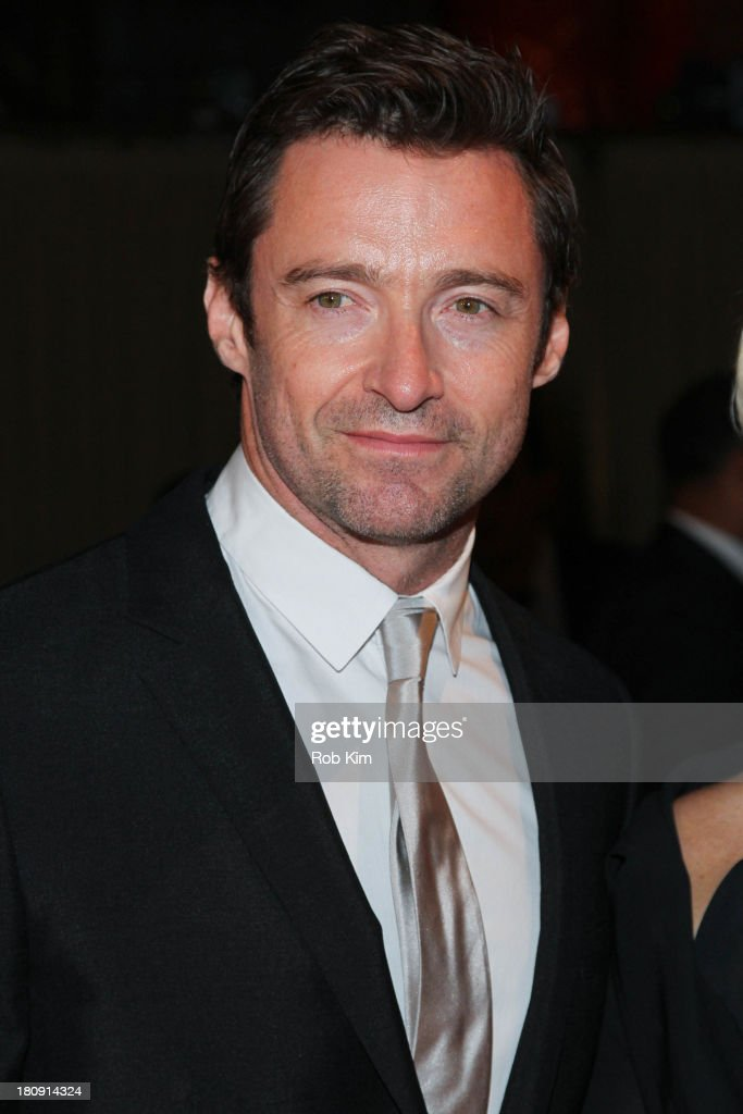 Hugh Jackman attends New Yorkers For Children Presents 14th Annual Fall Gala benefiting youth in foster care at Cipriani 42nd Street on September 17, 2013 in New York City.