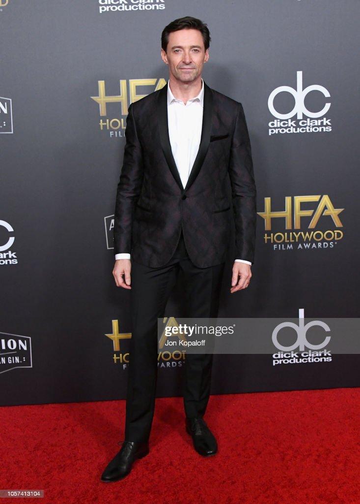 22nd Annual Hollywood Film Awards - Arrivals : Nachrichtenfoto