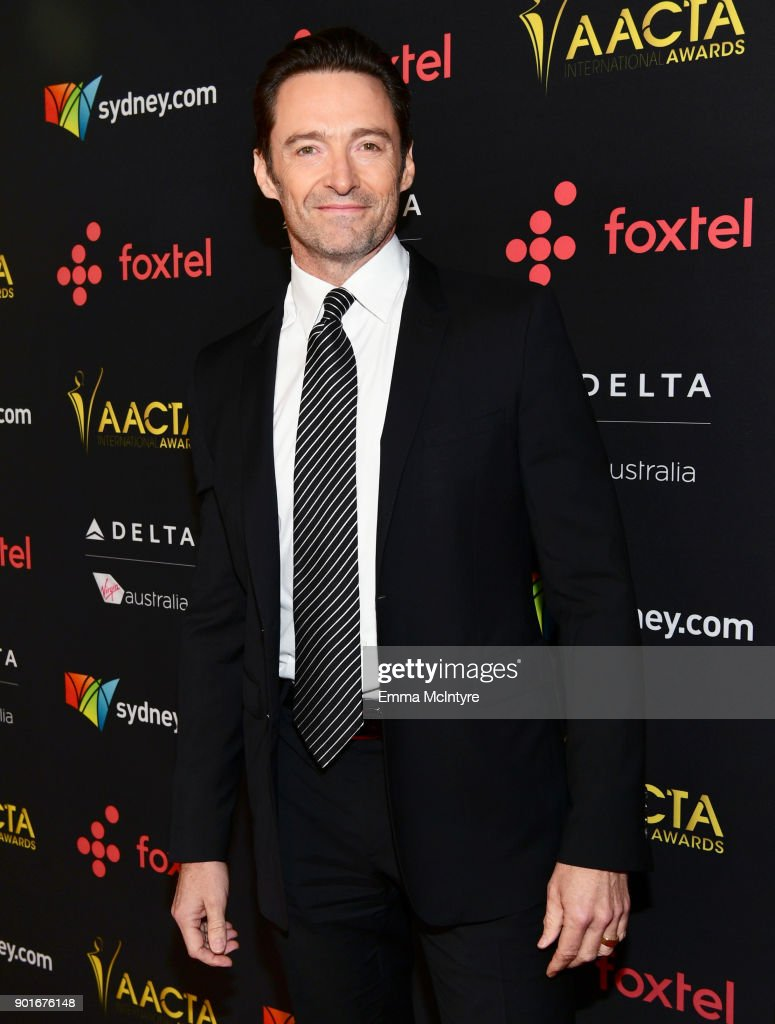 7th AACTA International Awards - Red Carpet