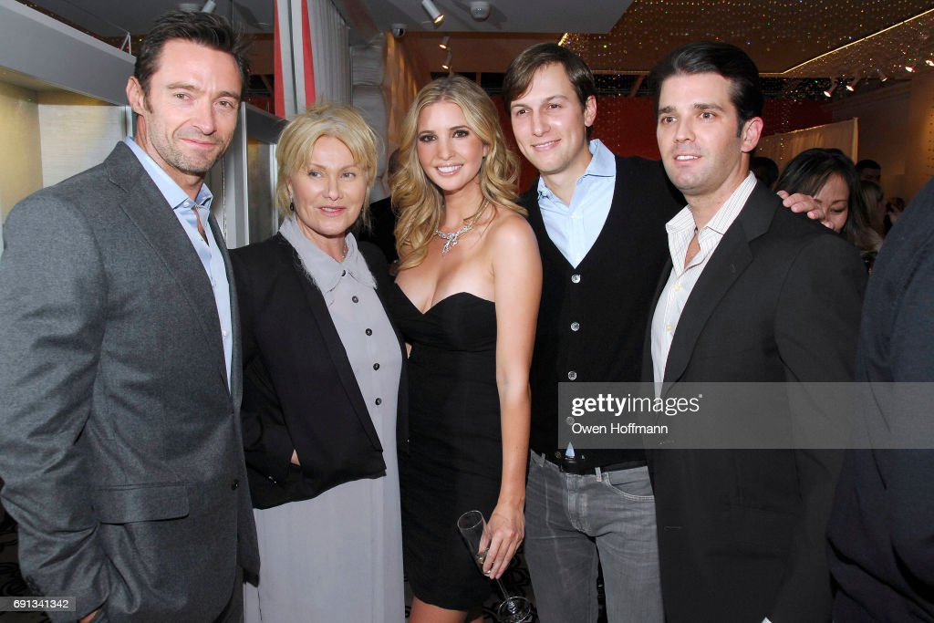 Ivanka Trump Fine Jewelry Boutique Opening in SoHo Pictures Getty