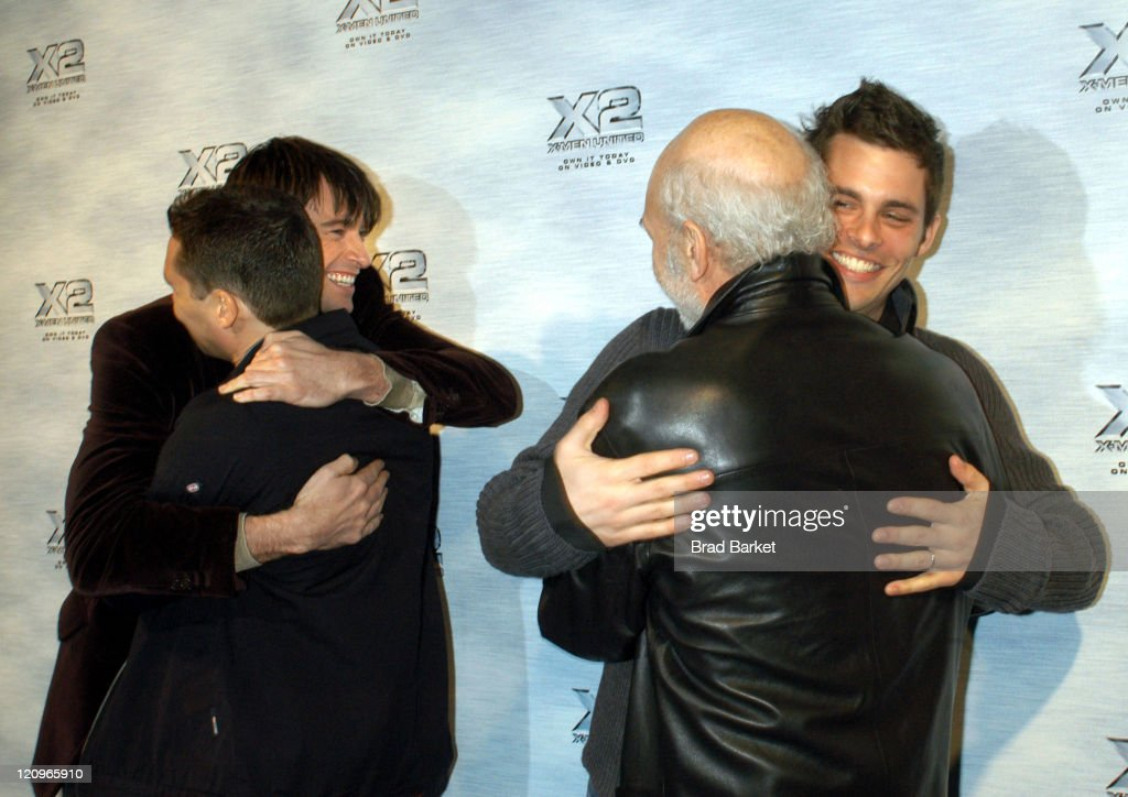 X2 DVD Release Party : News Photo
