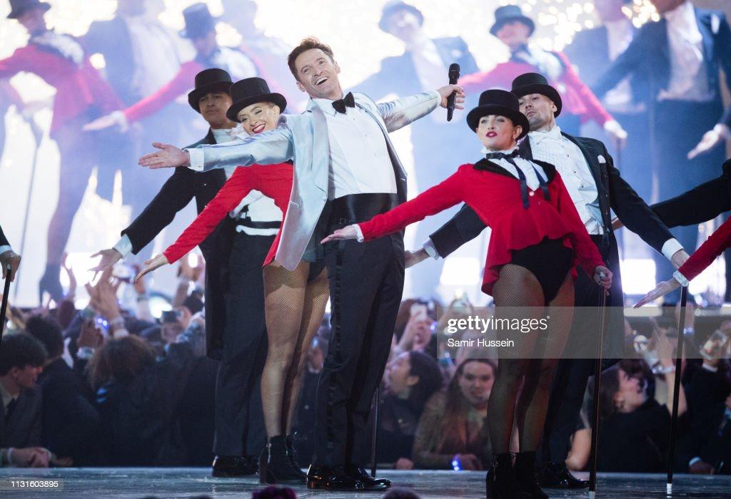 The BRIT Awards 2019 - Show : News Photo