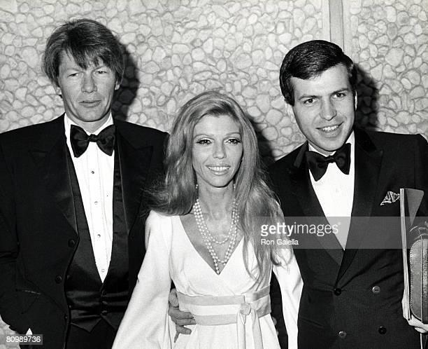 Hugh Lambert Nancy Sinatra Jr and Frank Sinatra Jr