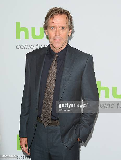 Hugh Laurie attends the Hulu TCA Summer 2016 on August 5 2016 in Beverly Hills California