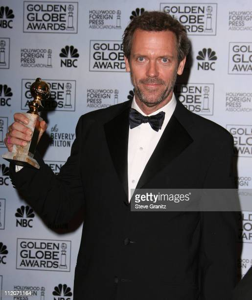 Hugh Laurie Best Performance by an Actor In A Television Series Drama for House