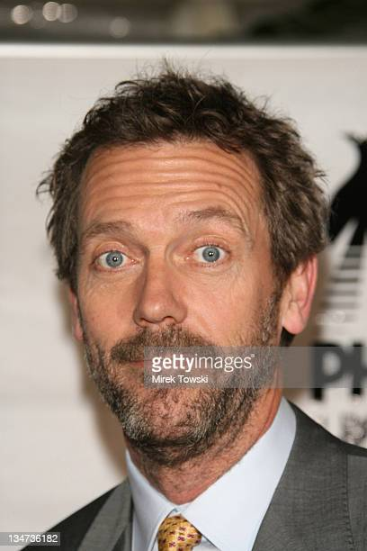 Hugh Laurie during The 3rd Annual Triumph for Teens Awards Gala honoring FOX's drama House at Four Seasons Hotel in Beverly Hills California United...
