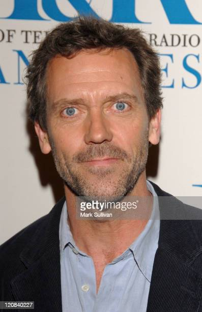 Hugh Laurie during The Museum of Television Radio Presents The 23rd Annual William S Paley Television Festival An Evening with House at Directors...