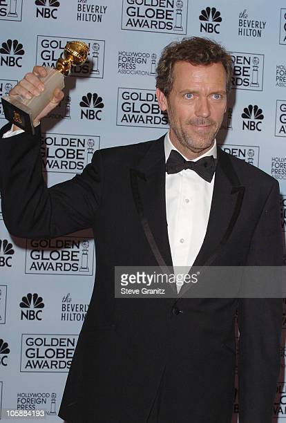 Hugh Laurie winner of Best Performance by an Actor in a Television Series Drama for House