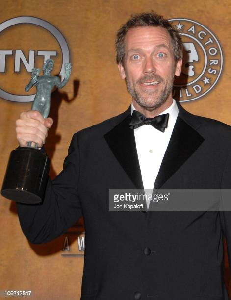 Hugh Laurie winner Outstanding Performance by a Male Actor in a Drama Series for House