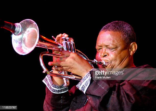 e0b2ac091ff2 Hugh Masekela during 2004 Atlanta Jazz Festival Kickoff Featuring Arturo  Sandoval and Hugh Masekela in Concert