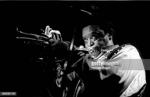 Hugh Masekela Ronnie Scott's London 1994 Masekela is a South African trumpeter flugelhornist cornetist composer and singer