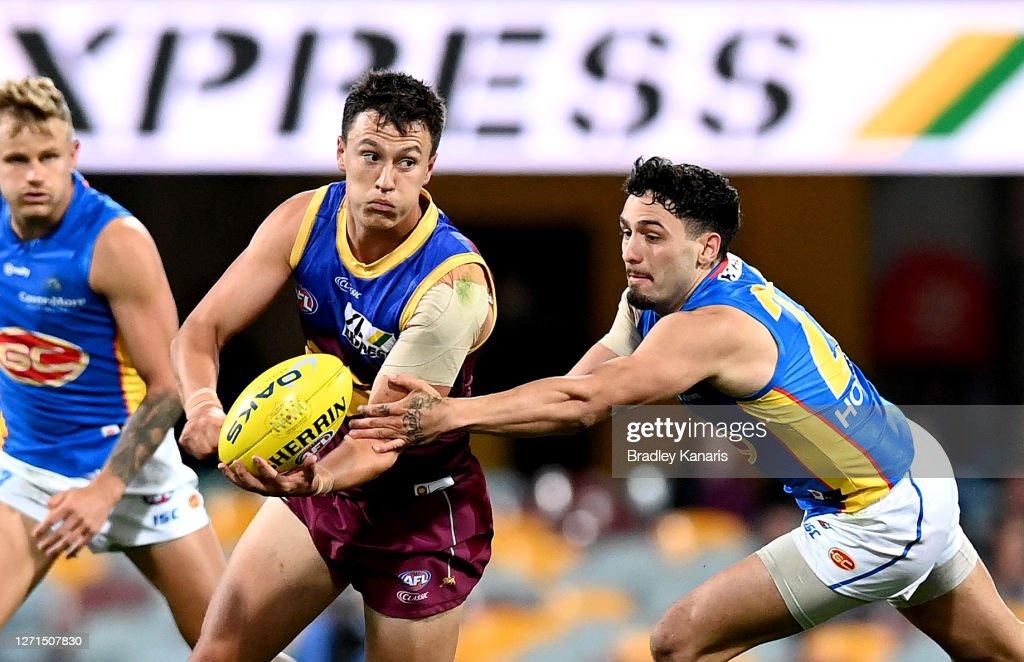 AFL Rd 16 - Brisbane v Gold Coast : News Photo