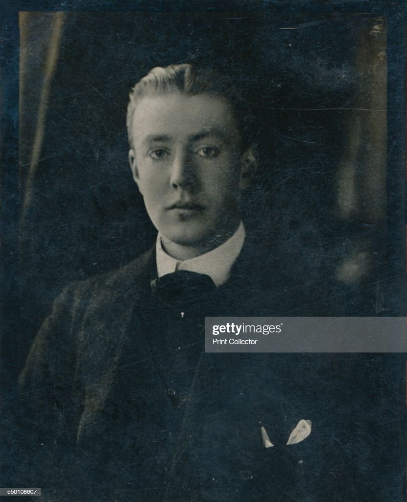 Hugh Richard Arthur Grosvenor, 2Nd Duke Of Westminster', (1879-1953), 1894-1907. Artist: Unknown. : News Photo
