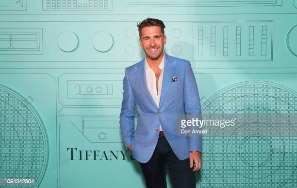 Hugh Sheridan attends the Tiffany Co Start of Summer Party on November 22 2018 in Sydney Australia