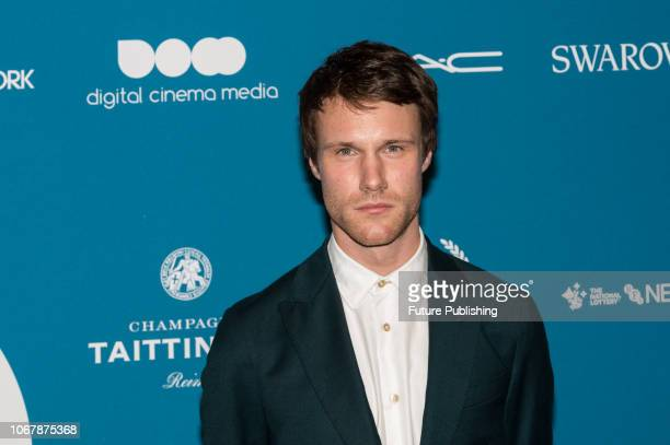 Hugh Skinner attends the 21st British Independent Film Awards at Old Billingsgate in the City of London December 02 2018 in London United Kingdom