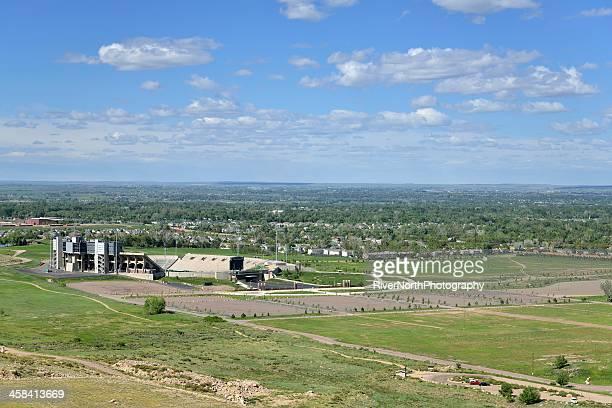 Hughes Stadium, Fort Collins