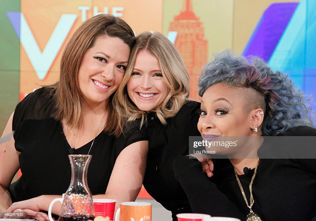 L. Hughley and Ashley Monroe are guests today, Thursday, August 6, 2015 on ABC's 'The View.' 'The View' airs Monday-Friday (11:00 am-12:00 pm, ET) on the ABC Television Network.