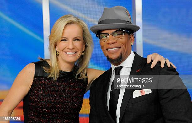 Hughley is a guest on Good Morning America 10/17/13 airing on the Walt Disney Television via Getty Images Television Network DR JENNIFER