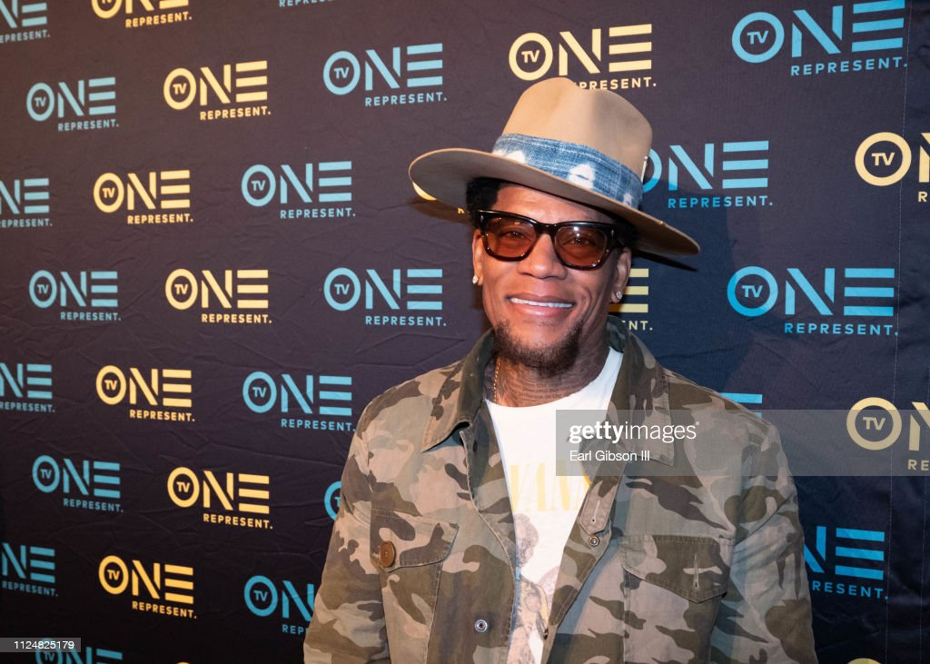 NAACP Image Award Nominations Announcement And TCA TV One/CLEO TV Programming Presentation : News Photo