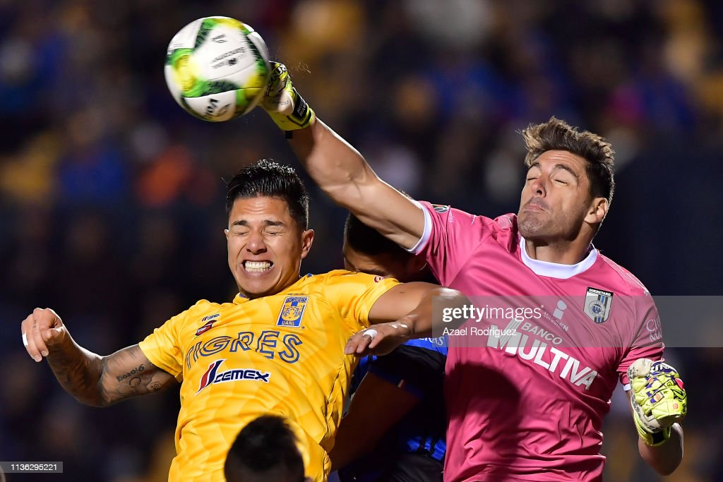 MEX: Tigres UANL v Queretaro - Torneo Clausura 2019 Liga MX