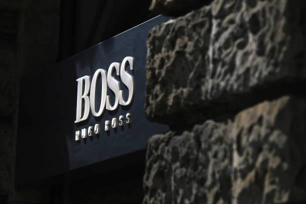 DEU: Hugo Boss AG Store Ahead of Earnings