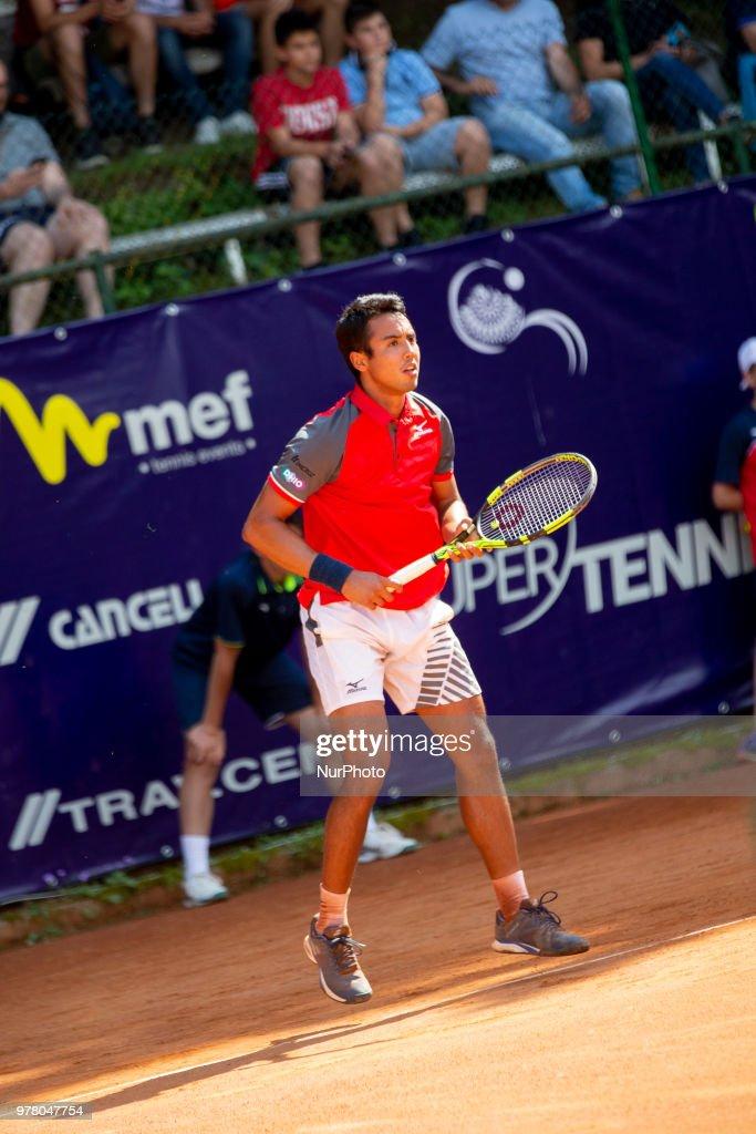 The Internazionali di Tennis Citta' Dell'Aquila - Day 3 : News Photo